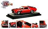 おもちゃ 1970 Ford Mustang Boss 302 Red With Black Stripes 1/24 by M2 Machines 40300-48A [並行輸入品] (¥ 12,290)