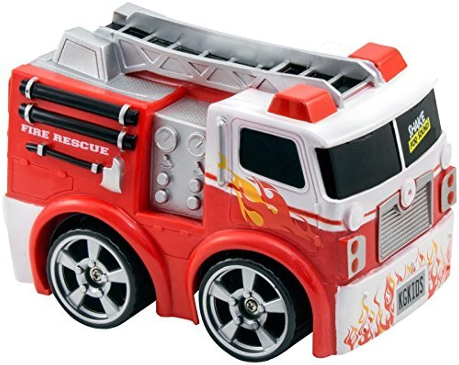 Kid Galaxy 20305 Shake For Sound - Fire Truck Vehicle [並行輸入品]