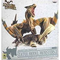 モンスターハンター DXスタチューモデルモンスターズ2 ティガレックス単品