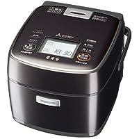 三菱電機 IHジャー炊飯器 本炭釜 小容量0.5~3.5合炊き 黒銀蒔 NJ-SW068-B