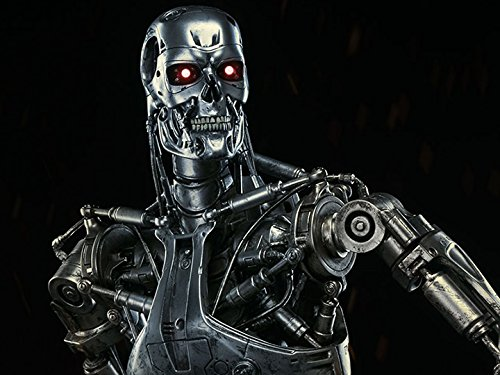 Terminator T-800 Endoskeleton Maquette (製造元:Sideshow Collectibles) [並行輸入品]