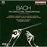 Bach Conductor's Transcriptions (Hybr)