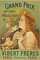 Vibert Freresフランスビンテージポスター 24 x 36 Giclee Print LANT-60679-24x36
