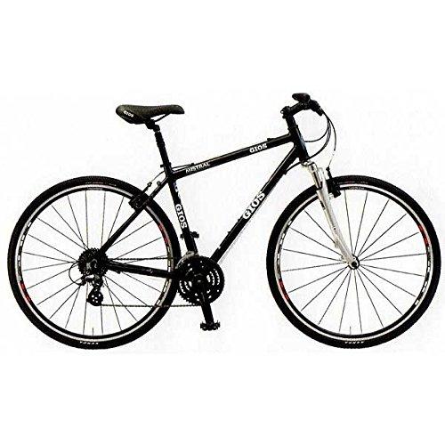GIOS(ジオス) クロスバイク MISTRAL GRAVEL BLACK 430mm