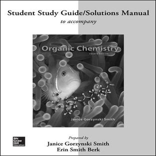 Download Study Guide/Solutions Manual for Organic Chemistry 0077479823