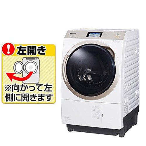 パナソニック 11.0kg ドラム式洗濯乾燥機【左開き】クリス...