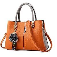 Mulune New fashion handbags handbag simple all-match shoulder bag messenger bag ladies bag