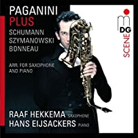 Works for Saxophone & Piano