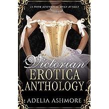 Victorian Erotica Anthology: 10 Book Historical Mega Bundle