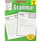 Scholastic Success With Grammar, Grade 5 (Scholastic Success with Workbooks: Grammar)