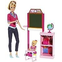 [バービー]Barbie Careers Teacher Playset BDT51 [並行輸入品]
