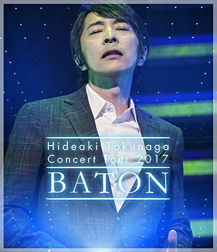 [画像:Concert Tour 2017 BATON(通常盤)[Blu-ray]]