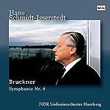 ブルックナー : 交響曲 第4番 「ロマンティック」 (Bruckner : Symphonie Nr.4 / Hans Schmidt-Isserstedt | NDR Sinfonieorchester Hamburg) [Live Recording]