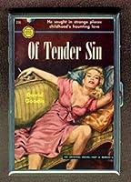 セクシーな:のTender SinホットIDウォレットorシガレットケースアメリカ製