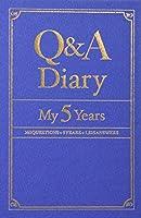 Q&A Diary : My 5 Years