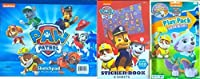 Paw Patrol RewardギフトセットIncludes Paw Patrol Sketchpad 30シート、ステッカーBook , PlayパックGrab & Go Includes 4クレヨン25ステッカー& 24ページFunsize Coloring Book