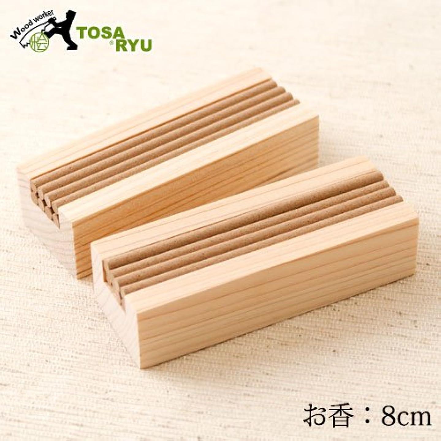 繊維予約最大限土佐龍四万十ひのき森林香リフィル16本入りお香スティック?線香高知県の工芸品Cypress Incense, Kochi craft