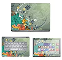 Decalrus - Protective Decal Skin skins Sticker for Dell Inspiron i7437 7000 Series (14 Screen) case cover wrap DEinspironi7437-109