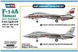 ホビーボス 1/72 エアクラフトシリーズ アメリカ海軍 F-14A トムキャット プラモデル 80279