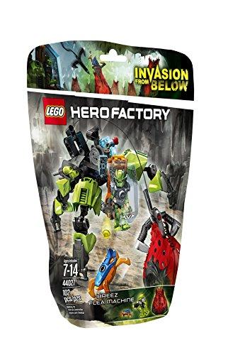 [해외] LEGO HERO FACTORY BREEZ FLEA MACHINE 44027 BUILDING SET-6058935