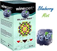 Island Mist Blueberry Pinot Noir Wine Kit by Winexpert by Southern Homebrew