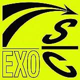 EXO - SC / WHAT A LIFE / 1ST MINI ALBUM (3アルバムセット) + 3折りたたみポスター / チャニョル & セフン