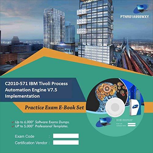 C2010-571 IBM Tivoli Process Automation Engine V7.5 Implementation Online Certification Video Learning Success Bundle (DVD)