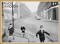 ポスター ブルース デビットソン England 1960 額装品 ウッドベーシックフレーム(ナチュラル)
