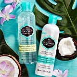 HASK Coconut Water Weightless Volume Shampoo and Conditioner (12 US FL OZ)