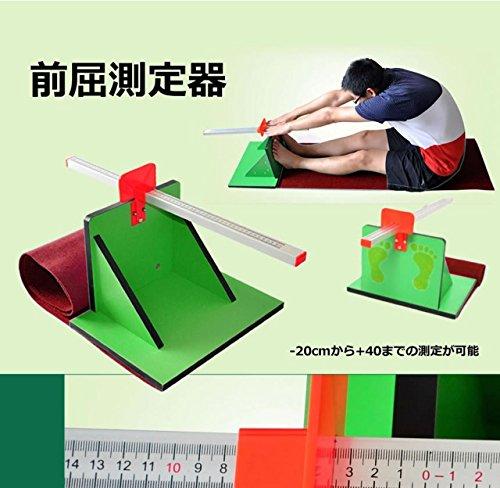 長座体前屈 測定器 スポーツ テスト 体力 測定 柔軟 ストレッチ 学校 体育