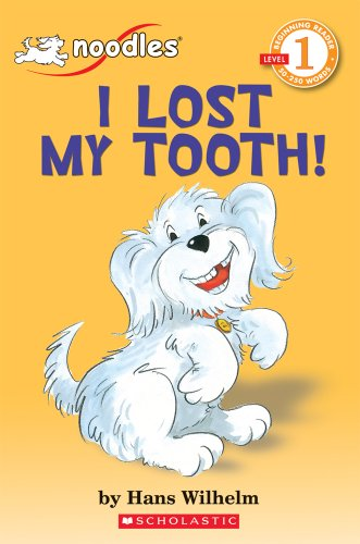 I Lost My Tooth! (Hello Reader!, Level 1)の詳細を見る