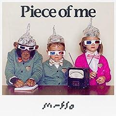 Piece of me♪m-floのCDジャケット