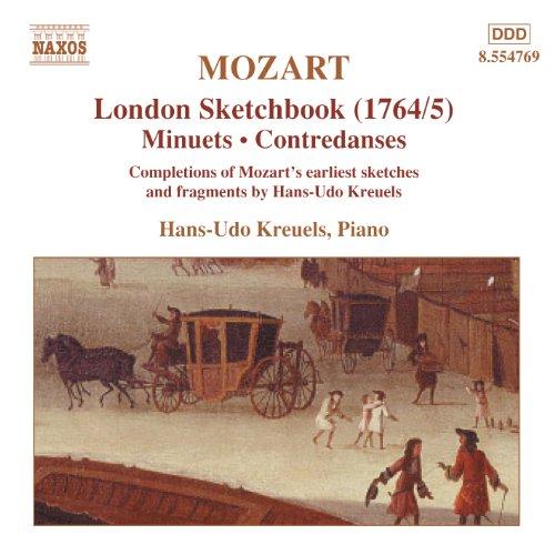 Mozart: London Sketchbook