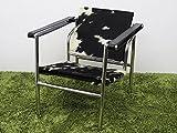 【一点物】 Le Corbusier (ル・コルビジェ) LC1 Sling Chair (スリングチェアー) / カウスキン(B)