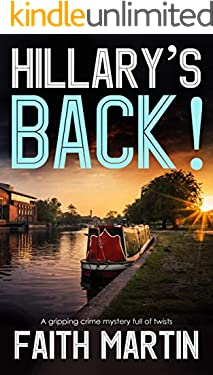 HILLARY'S BACK! a gripping crime mystery full of twists (DI Hillary Greene Book 18)