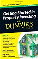 Getting Started in Property Investment For Dummies - Australia (For Dummies Series) by Bruce Brammall Eric Tyson Robert S. Griswold(2014-04-28)