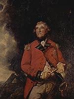 Lais Puzzle Sir Joshua Reynolds - ジブラルタル総督ヒースフィールド卿の肖像 100 部