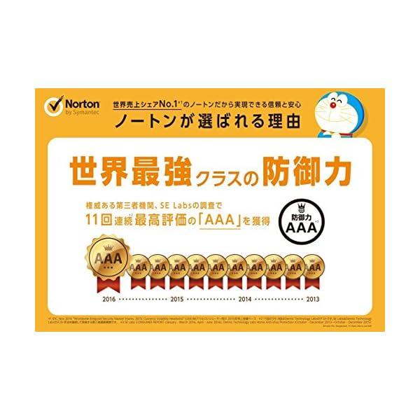 ノートン セキュリティ プレミアム (最新) ...の紹介画像3