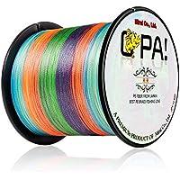 OPA PEライン 4編 釣り糸 高強度 高感度 高飛距離 1000m 500m 300m 150m