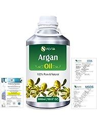 Argan (Argania spinosa) 100% Natural Pure Essential Oil 5000ml/169fl.oz.