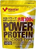 Kentai パワープロテイン デリシャスタイプ ココア 1kg