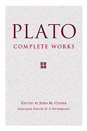 Download Plato Complete Works 0872203492