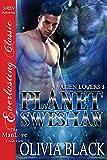 Planet Sweshan [Alien Lovers 3] (Siren Publishing Everlasting Classic ManLove)