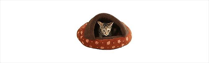 猫用ドーム型ベッド