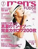 men's FUDGE (メンズファッジ) 2010年 07月号 [雑誌]