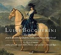 Boccherini: 6 Quatuors by La Real Camara (2013-05-04)