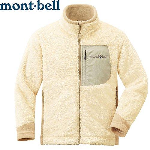 mont-bell(モンベル) クリマエアジャケット Ks 90-120 1106493 IV(アイボリー) 90