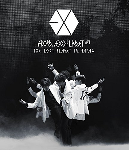 EXO FROM. EXOPLANET#1 - THE LOST PLANET IN JAPAN (Blu-ray Disc)