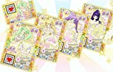 アイドルタイムプリパラ夢オールスターライブ!3DS【カードのみ】パッケージ版限定特典プロモプリチケ(5枚セット)