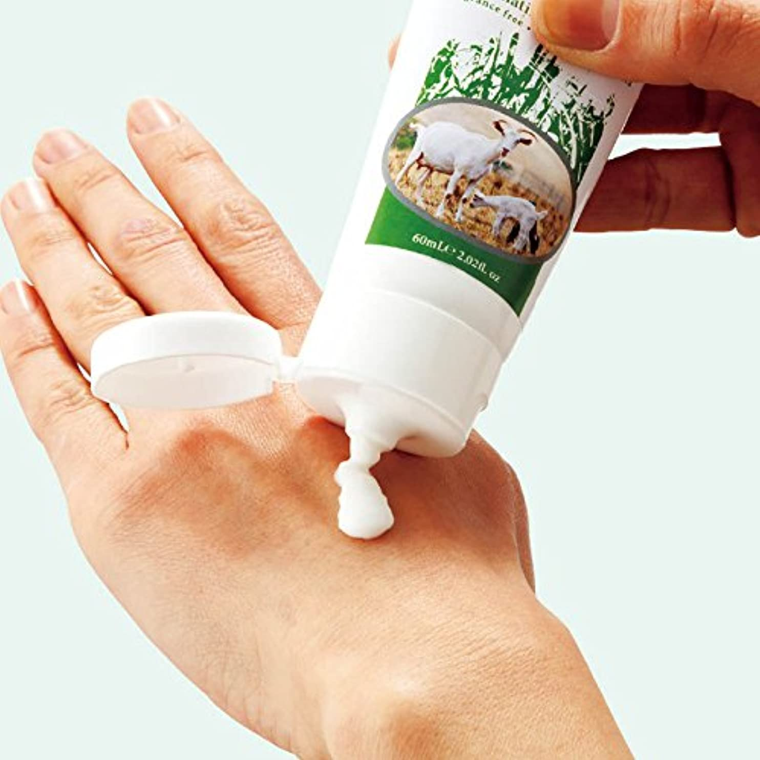 心のこもったしなやか原油オーストラリア 土産 ティリー ゴートミルク ハンドクリーム 3本セット (海外旅行 オーストラリア お土産)